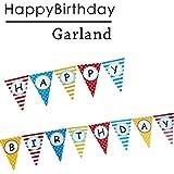 ガーランド 三角フラッグ 誕生日 HAPPYBIRTHDAY