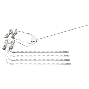ディオーデル / DIODERスティックライト 4ピース[イケア]IKEA(60119416)