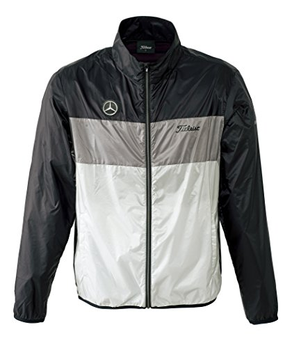 [해외]Mercedes-Benz Collection 타이틀 윈드 블랙 S/Mercedes-Benz Collection Titleist Windbreaker Black S