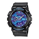 【2】【並行輸入品】カシオ/CASIO G-SHOCK/Gショック 腕時計 アナデジコンビモデル ブルー【GA-110HC-1AER】