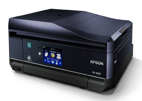 EPSON インクジェット複合機 Colorio EP-905F