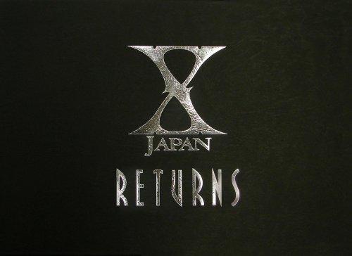 X JAPAN RETURNS 完全版 DVD-BOXの詳細を見る