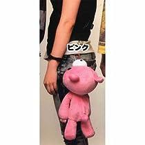 チャックスGP グルーミー SL脱グル~ミ~ 咬筋力じまんポーチ ピンク単品
