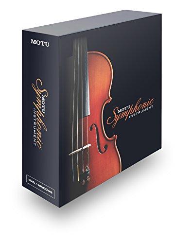 MOTU モツ SymphonicInstrument [オーケストラに特化したソフトウェア音源]