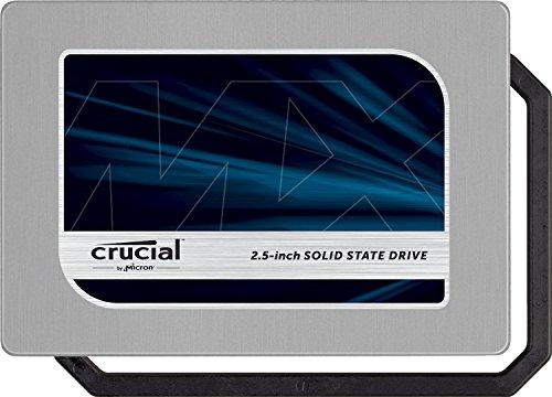 Crucial [Micron製Crucialブランド] 自社製MLCメモリー搭載 MX200 2.5インチ 内蔵SSD ( 500GB / SATA 6Gbps / 7mm / 9.5mmアダプタ付属 ) CT500MX200SSD1