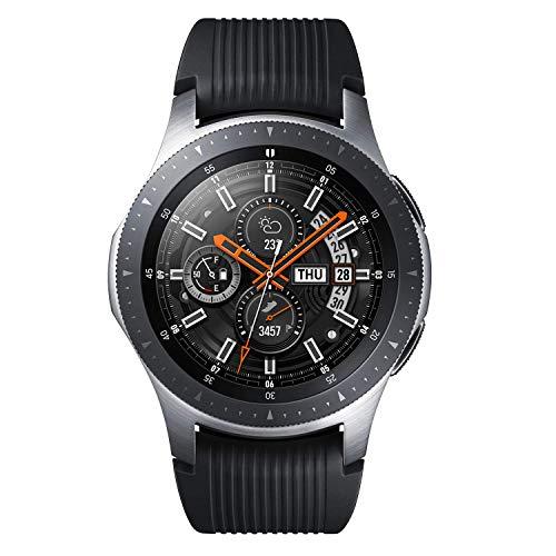 Galaxy Watch 46mm シルバー【Galaxy純正 国内正規品】 Samsung スマートウォッチ iOS/Android対応 SM-R80010118JP