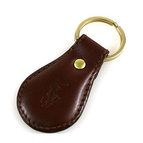 ポロラルフローレン POLO RALPH LAUREN 正規品 キーホルダー Leather Key Strap ブラウン (コード:4034100504-1)
