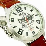 Tauchmeister 1937(トーチマイスター 1937) T0122 自動巻き レトロダイバーズ 文字盤蓄光 ドイツミリタリー メンズウォッチ 腕時計[並行輸入品]
