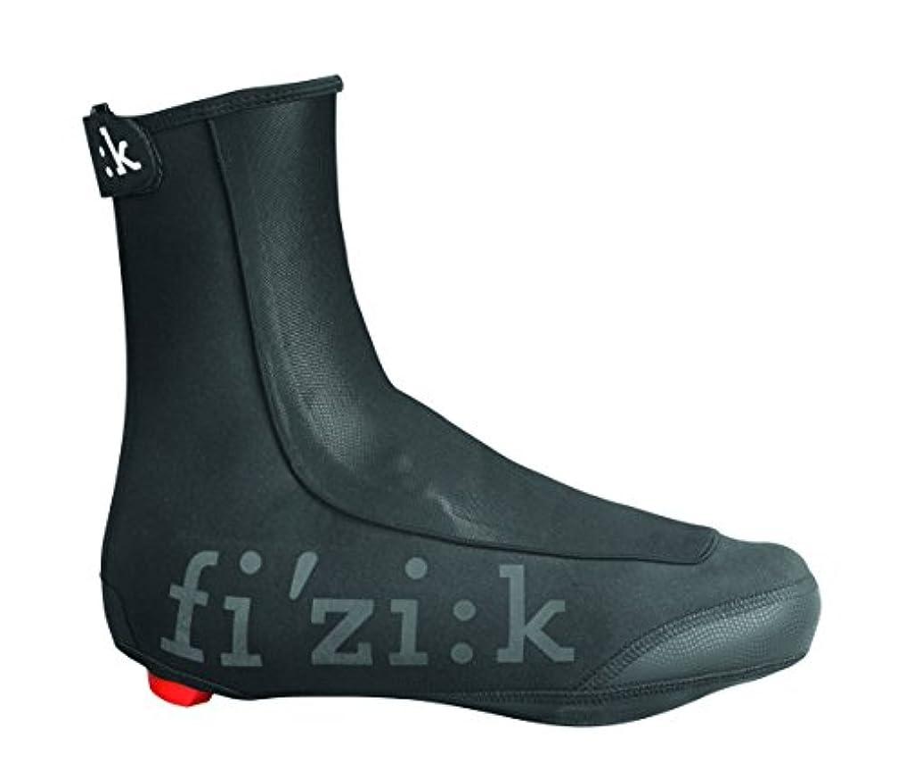 歩道繊維フラッシュのように素早くFizik(フィジーク) WINTER ウォータープルーフ シューズカバーロード用 319830004 XL(46.5-49)