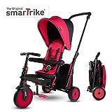 smarTrike SMT-TR-5021533 Smart Trike STR3, One Size, Red