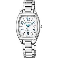[シチズン]CITIZEN 腕時計 xC クロスシー エコ・ドライブ電波時計 ステンレススチールライン ハッピーフライト ES9391-54A レディース