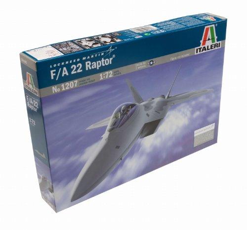イタレリ 1207 1/72 F-22ラプター
