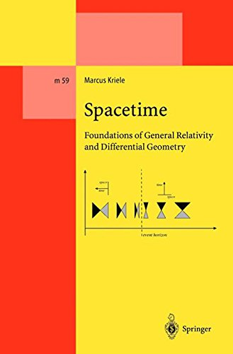 Spacetime: Foundations of General Relativity and Differential Geometry (Lecture Notes in Physics Monographs)