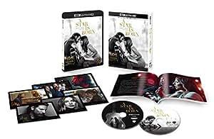 アリー/スター誕生 4K ULTRA HD & ブルーレイセット (初回仕様/2枚組/ブックレット、特製ポストカードセット付) [Blu-ray]