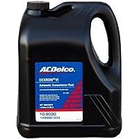 (エーシーデルコ) ACDelco ATオイルフルード 油脂 デキシロン 安心と信頼のACデルコ製 1ガロン(3.8L)