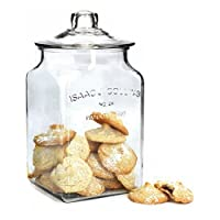 Anchor Hocking IJ Collins Glass 5.7l Jar with Lid