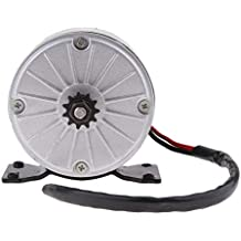 Blesiya Brushed Electric Motor Permanent Magnet Motor for Razor MX350/MX400 Scooter ATV 24V