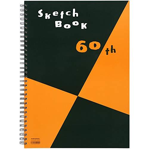 マルマン スケッチブック 図案シリーズ 60th限定品 A3 ZS115SA