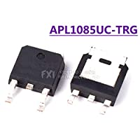10ピースAPL1085UC-TRG APL1085 to-252れるoffen使用ノートパソコンp 100%新しいオリジナル