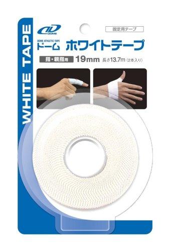 ドーム ホワイトテープ(19mm*13.7m)