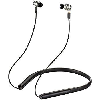 JVC HA-FD02BT ワイヤレスイヤホン SOLIDEGEシリーズ Bluetooth/NFC対応 高音質化技術・K2テクノロジー搭載 カナル型 マイク付き フルステンレスボディ