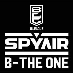 B-THE ONE♪SPYAIRのCDジャケット