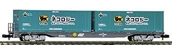 TOMIX Nゲージ コキ106 後期型 ヤマト運輸コンテナ付 8723 鉄道模型 貨車