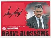 2019BBM ラグビー日本代表 ジェイミー ジョセフ 直筆サインカード 60枚限定