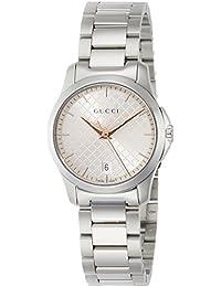 [グッチ]GUCCI 腕時計 G-Timeless アイボリー文字盤 YA126593 レディース 【並行輸入品】
