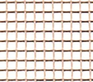 トリカルネット プラスチックネット CLV-h02 ベージュ 大きさ:幅1000mm×長さ3m 切り売り
