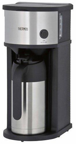 サーモス 真空断熱ポット コーヒーメーカー 630ml ステン...