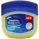 Vaseline Pure Petroleum Jelly Original for Unisex - 3.4 oz, 353.80 grams