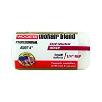 Wooster BrushR207-4Mohair Blend Specialty Roller Cover-4X1/4 ROLLER COVER (並行輸入品)