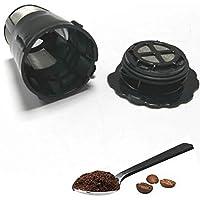 Keurig用コーヒーフィルター スモール ブラック 再利用可能 コーヒーフィルター