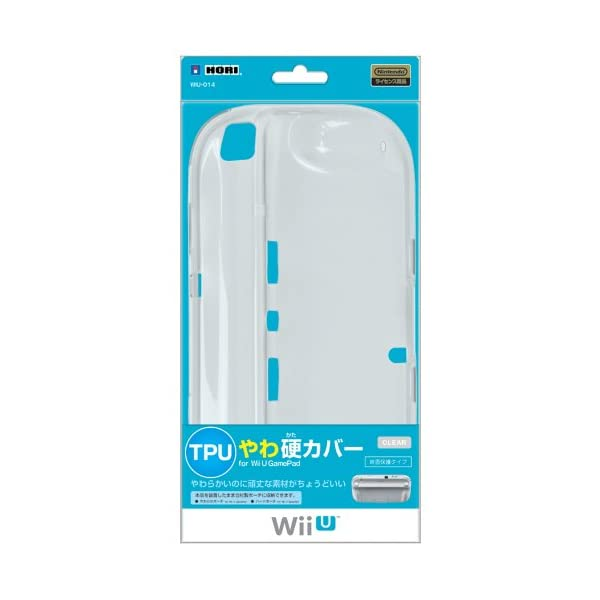 【Wii U】任天堂公式ライセンス商品 TPUや...の商品画像