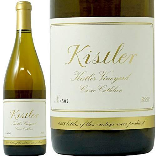 2008 キュヴェ キャスリーン シャルドネ キスラー 白ワイン 辛口 フルボディ 750ml Kistler Cuvee Cathleen Chardonnay