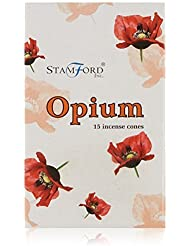 Stamford Opium Incense Cones by Stamford