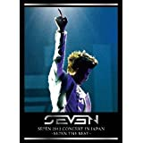 SE7EN 2012 CONCERT IN JAPAN ~SE7EN THE BEST~