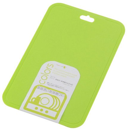 パール金属 まな板 グリーン 食洗機対応 カラーズ 日本製 C-348