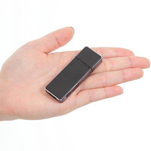 Mimiry ボイスレコーダー USBメモリー型 8GB 取扱説明書付き I...