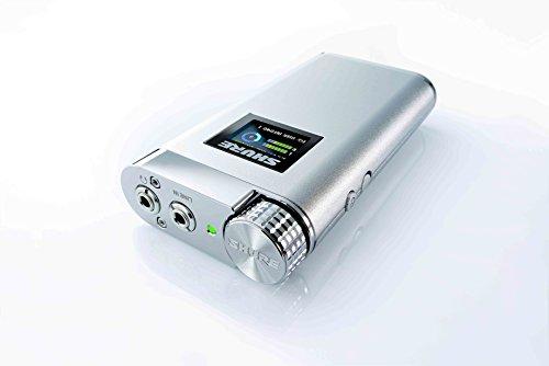 【国内正規品】SHURE ポータブルヘッドホンアンプ ハイレゾ音源対応 SHA900J-P