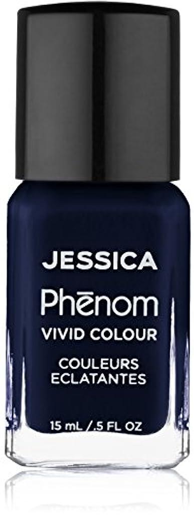自我深めるスピーカーJessica Phenom Nail Lacquer - Blue Blooded - 15ml / 0.5oz