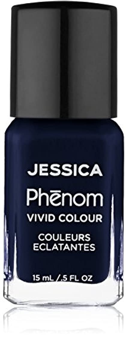 盗賊暖炉迷惑Jessica Phenom Nail Lacquer - Blue Blooded - 15ml / 0.5oz