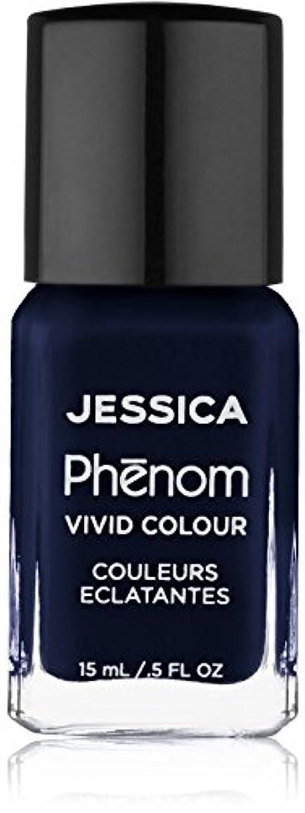 迷路結晶インストラクターJessica Phenom Nail Lacquer - Blue Blooded - 15ml / 0.5oz