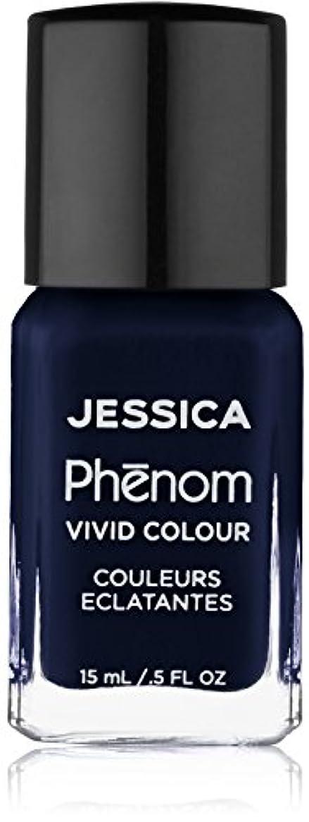 群がる漁師仕立て屋Jessica Phenom Nail Lacquer - Blue Blooded - 15ml / 0.5oz