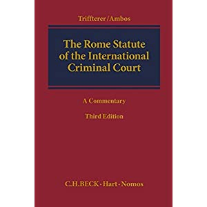 Rome Statute of the International Criminal Court: A Commentary