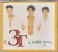I need you [Single-CD]
