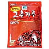 チョンジョンウォン・調味用唐辛子粉 韓国食品 韓国の辛い料理に欠かせない一品 ピリッとした辛さ 韓国の辛さ 調味料 500g