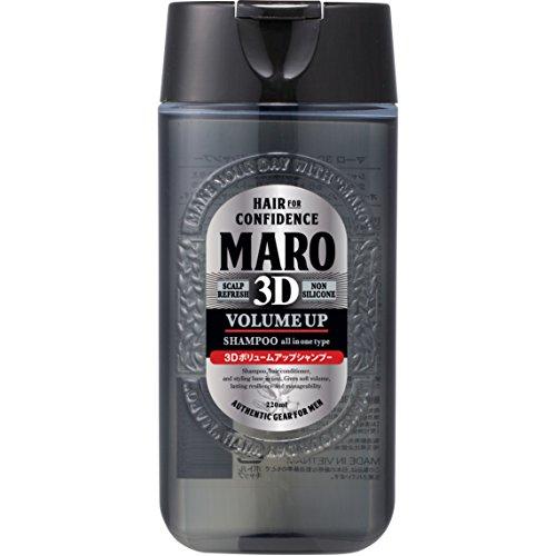 MARO 3DボリュームアップシャンプーEX ポータブル 2...