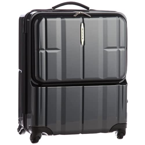 [プロテカ] ProtecA マックスパスH スーツケース 46cm・40リットル・3.1kg 02311 02 (ガンメタリック)